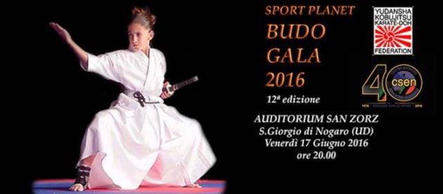 12° Sport Planet Budo Gala