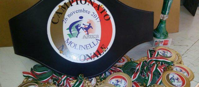 Campioanto Italiano IAKSA – Molinella (BO) 26/11/'17